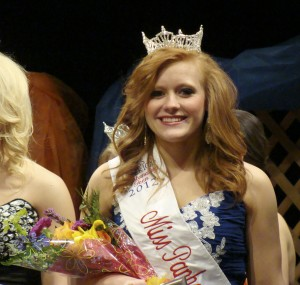 Kodi Baumann Miss Panhandle Outstanding Teen 2012 and Miss Nebraska's Outstanding Teen Non-finalist Interview winner