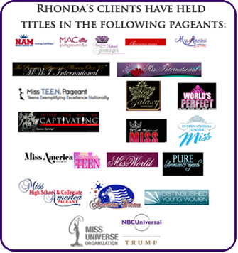 What are some benefits of beauty pageants?